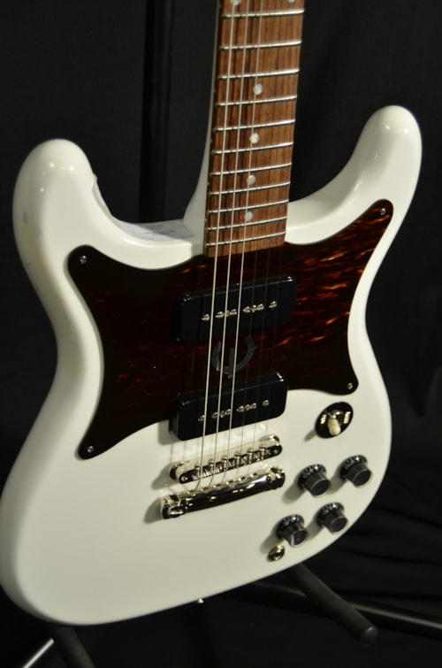 What Stores Accept Paypal Credit >> Epiphone USA Wilshire Polaris White > Guitars Electric ...