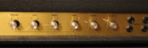 Eric Clapton's actual Marshall JCM 800 Amplifier - Used Live at Live Aid Concert RFK Stadium 1985