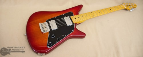 Ernie Ball Music Man Albert Lee HH - Vintage Cherry Burst (Used)