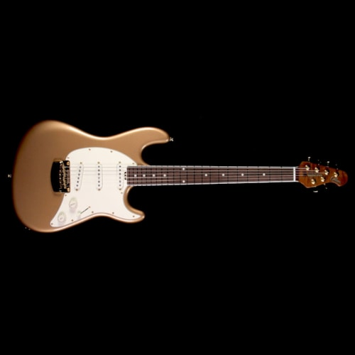 ERNIE BALL MUSIC MAN Ball Family Reserve Cutlass Electric Guitar Malibu Gold Brand New, $1,999.00