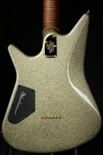 Ernie Ball Music Man BFR Albert Lee HH - Electric Shimmer #38 of 51