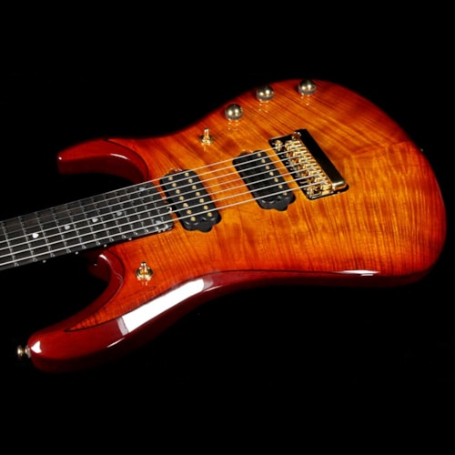 Ernie Ball Music Man BFR JP7 Petrucci 7-String Island Burst Brand New