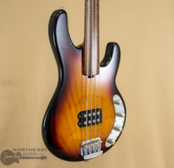Ernie Ball Music Man BFR Stingray Fretless Bass - Sierra