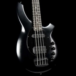 Ernie Ball Music Man Bongo HS Stealth Black