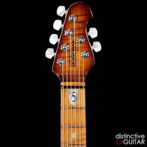 ERNIE BALL MUSIC MAN JP15 John Petrucci Signature Sahara Burst Flame, Brand New, $2,800.00
