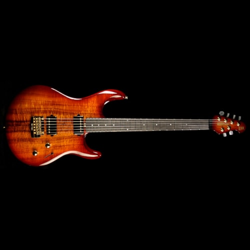 ERNIE BALL MUSIC MAN Used Ernie Ball Music Man Luke III Ball Family Reserve Electric Guitar Koa Island Burst Excellent, $2,899.00