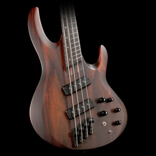 ESP LTD B-1004SE Multi-Scale Bass Natural Satin