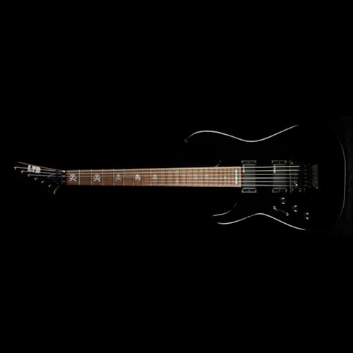 ESP LTD KH-202 Kirk Hammett Left-Handed Electric Guitar Black Brand New, $479.00