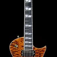2020 ESP USA Eclipse Quilted Maple Top Ebony Fingerboard
