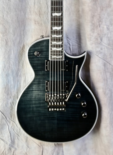 ESP/LTD EC-1001 See-through Black