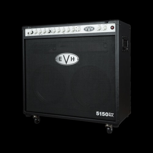EVH 5150 III 6L6 50W 2x12 Combo Amplifier Black