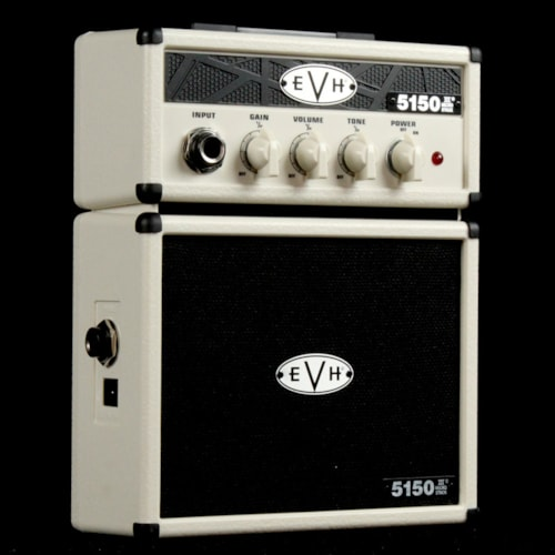 EVH Micro Stack EL34 Mini Battery Powered Amplifier Brand New