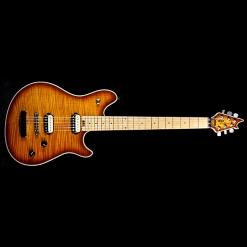 EVH Used EVH USA Wolfgang Hardtail Electric Guitar 3-Tone Burst Excellent, $1,999.00