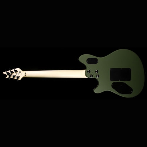 EVH Used EVH Wolfgang Special Electric Guitar Army Drab Green Excellent, $699.00