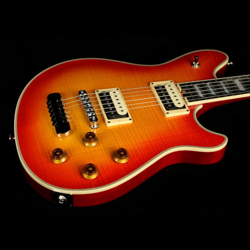 EVH Used EVH Wolfgang USA Custom Deluxe Electric Guitar Vintage Burst Excellent, $3,249.00