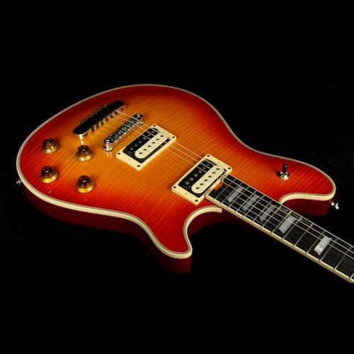EVH Used EVH Wolfgang USA Custom Deluxe Electric Guitar Vintage Burst