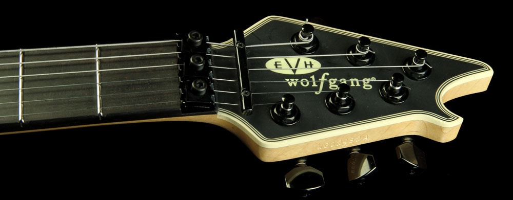 EVH Wolfgang Electric Guitar Ebony Fretboard Stealth Black Excellent, $2,499.00