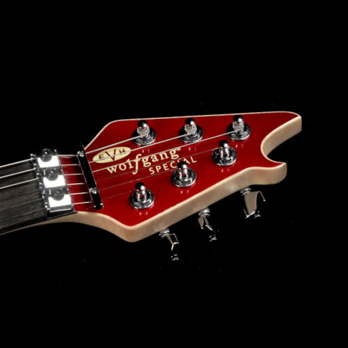 EVH Wolfgang Special Candy Apple Red Metallic