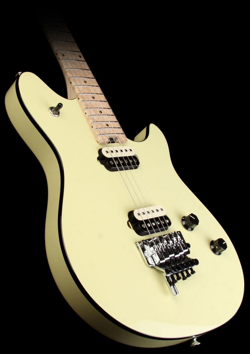 EVH Wolfgang Special Electric Guitar Birdseye Maple Fretboard Vintage White  Brand New, $899.99