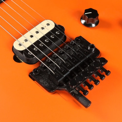 EVH Wolfgang Special Satin Orange Crush