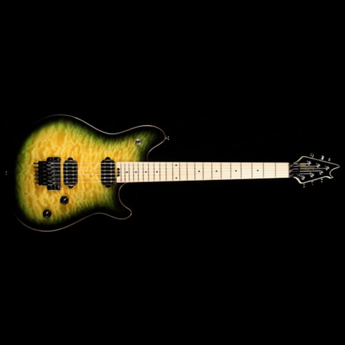 EVH Wolfgang Standard Quilt Top Electric Guitar Zilla Burst Brand New