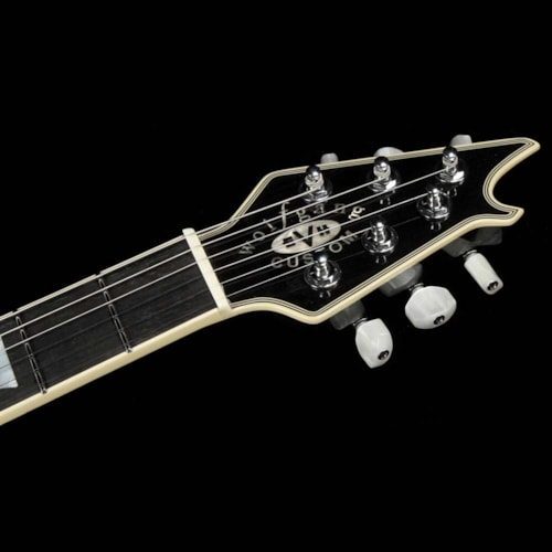 25a69ac3988 EVH Wolfgang USA Custom Deluxe Black   Guitars Electric Solid Body ...