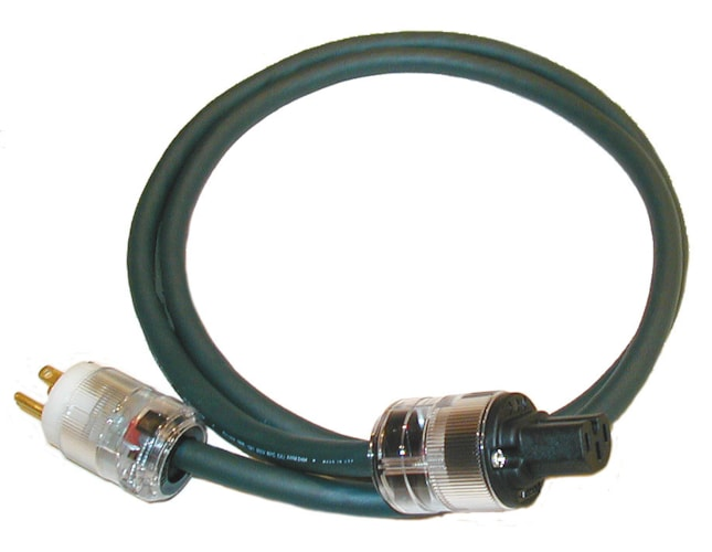 Evidence Audio The Source AC Power Cable 5ft Brand New $259.00
