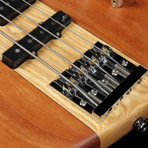F Bass 40th Anniversary PJ Bass Natural