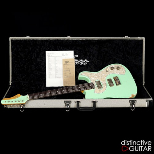 Fano Alt De Facto TC6 Surf Green, Brand New, Original Hard, $2,890.00