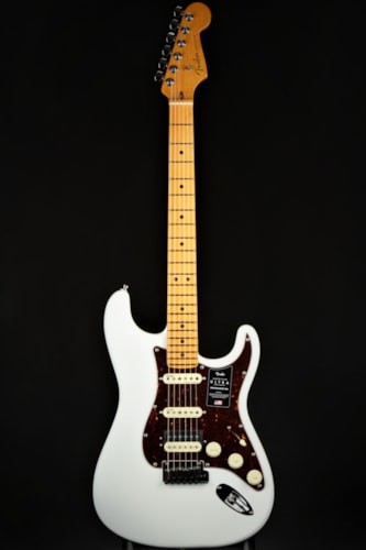 Fender American Ultra Stratocaster HSS - Arctic Pearl