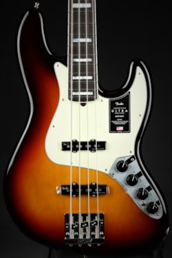 Fender American Ultra Jazz Bass - Ultra Burst