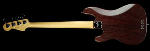 Fender 2012 Fender American Standard FSR Hand-Stained Ash Precision Bass Wine Red Wine Red, Excellent, $1,099.00