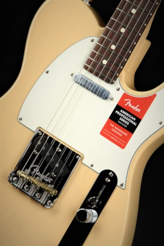 Fender 2019 Limited Edition American Professional Ash Telecaster - Honey Blonde/B Stock