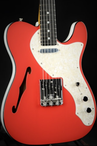 Fender 2019 Limited Edition Two-Tone Telecaster - Fiesta Red