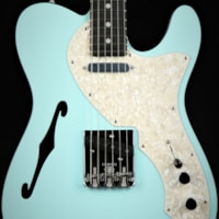 Fender 2019 Limited Edition Two-Tone