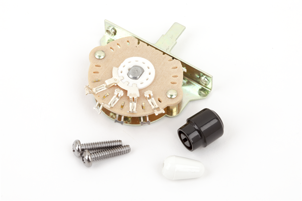 Fender 3-Position Vintage-Style Pickup Selector Switch Brand New, $16.99