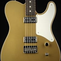 Fender Limited Edition Carbonita Telecaster - Aztec Gold