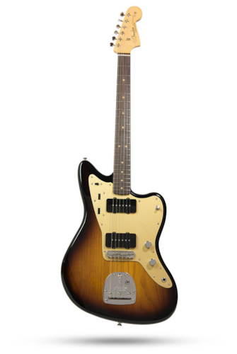 Fender 60th Anniversary 58' Jazzmaster 2-tone sunburst, Brand New