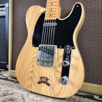 2006 Fender 60th Anniversary Telecaster Limited Edition
