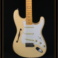 Fender Aged Eric Johnson Signature Stratocaster Thinline