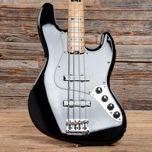 Fender American Elite Jazz Bass Black 2015