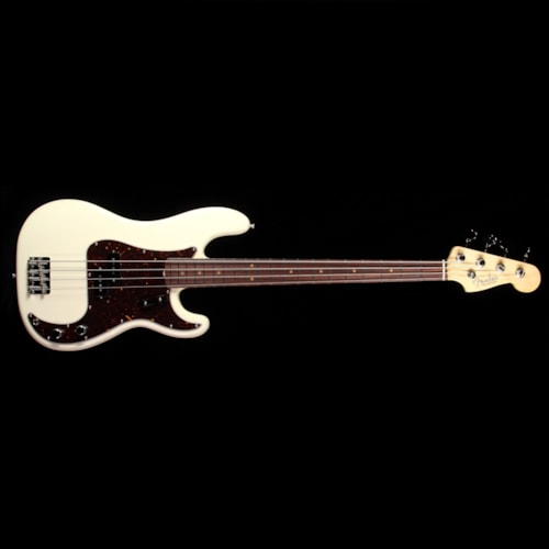 Fender American Original '60s Precision Bass Guitar Olympic White