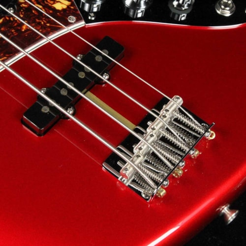 Fender American Original '60s Jazz Bass Candy Apple Red 2017 Excellent $1,469.99