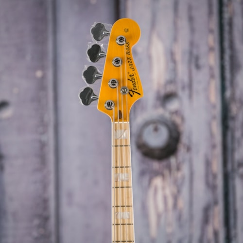 Fender American Original 70s Jazz Bass - Black