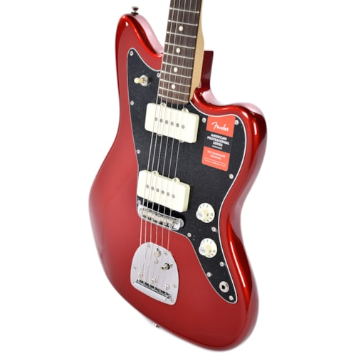 Fender American Pro Jazzmaster Candy Apple Red B-Stock