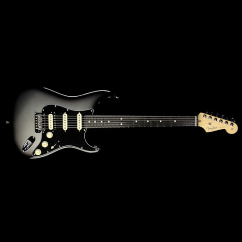 Fender American Pro Stratocaster HSS Limited Edition Electric Guitar Silverburst Brand New, $1,449.00