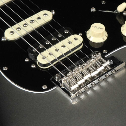 Fender American Pro Stratocaster HSS Limited Edition Silverburst 2017 Excellent, $1,199.00
