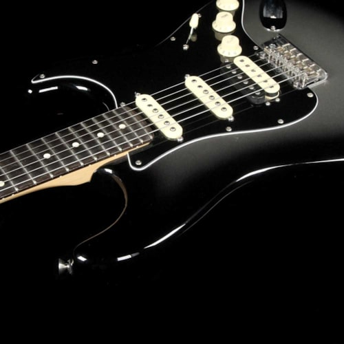 Fender American Pro Stratocaster HSS Limited Edition Silverburst 2017
