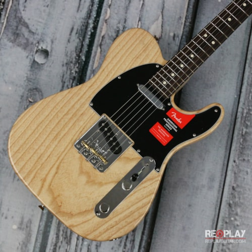 Fender American Professional Telecaster (Natural) > Guitars Electric Solid  Body | Replay Guitar Exchange