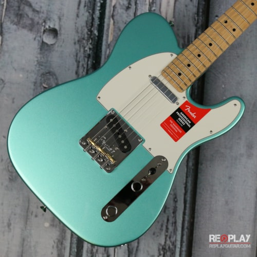Fender American Professional Telecaster (Mystic Seafoam) Brand New, $1,399.99